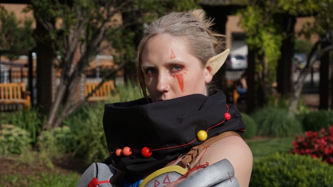 impa, cosplay, costume, hyrule, warriors, legend, of, zelda, gencon, gencon2015